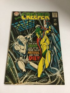 Beware The Creeper 5 Nm- Near Mint- 9.2 DC Comics Silver Age