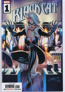 Black Cat #1 2019 Marvel Comics