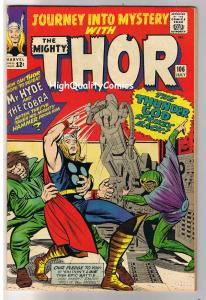 JOURNEY into MYSTERY aka THOR 106, VF+, Thunder God,1952, more in store