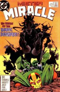 Mister Miracle (1989 series) #4, VF- (Stock photo)