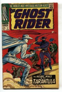 Ghost Rider #2 1967-Marvel-2nd issue-Dick Ayers art VG