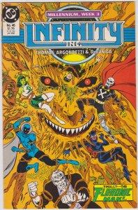 Infinity, Inc. #46 (1988)