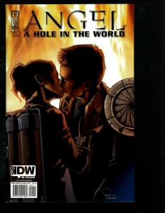 10 Angel IDW Comics A Hole in the World # 1 2 3 4 Only Human 1 2 3 +MORE SM14