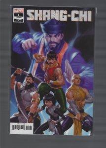 Shang-Chi #1 Variant