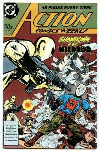 Action Comics Weekly 604 Jun 1988 NM- (9.2)
