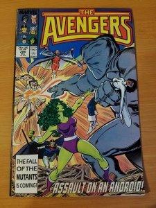 The Avengers #286 ~ NEAR MINT NM ~ (1987, Marvel Comics)