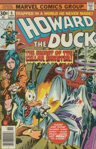 Howard the Duck (Vol. 1) #6 FN; Marvel | save on shipping - details inside