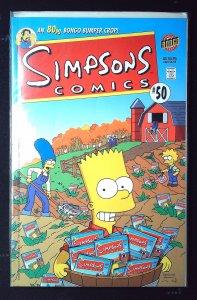 Simpsons Comics #50 (2000)