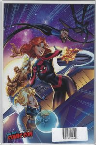 FANTASTIC FOUR #15 COMICXPOSURE NYCC EXC CAMPBELL VARIANT