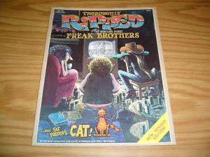 Thoroughly Ripped with the Freak Brothers SC FN (2nd) print - gilbert shelton