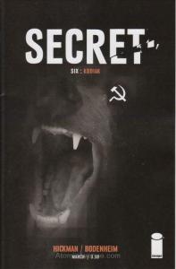 Secret (Image) #6 VF; Image | save on shipping - details inside