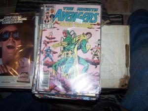 Avengers #251 (Jan 1985, Marvel) inner visions  low grade
