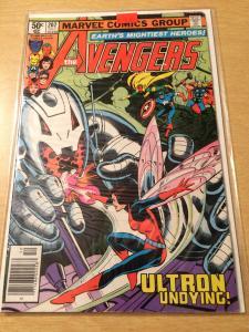 Avengers #202