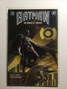 Batman In The Darkest Knight Near Mint Nm Elseworlds Dc Comics