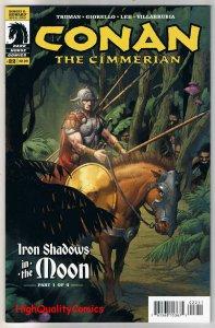 CONAN the CIMMERIAN #22, NM, Cary Nord, Tim Truman, 2008, Robert E Howard