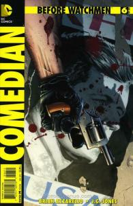 Before Watchmen: Comedian #6 VF/NM; DC | save on shipping - details inside