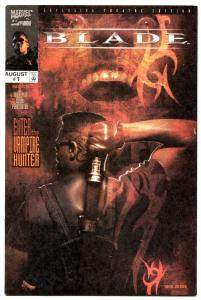 BLADE Sins of the Father #1-1998-DAVE MCKEAN VF Very rare and hard to find