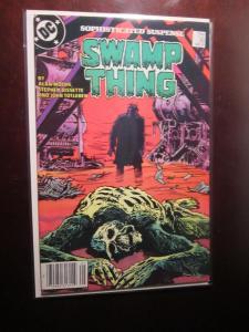 Swamp Thing (1982 2nd Series) #36 - 7.0 - 1985