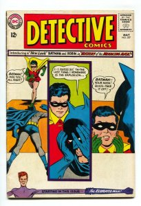 DETECTIVE #327 1964-DC-BATMAN-ROBIN-1ST NEW LOOK ISSUE--VG+