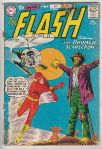 Flash, The #118 (Feb-61) GD Affordable-Grade Flash