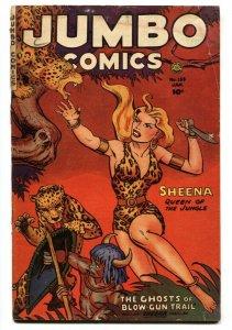 Jumbo Comics #155 1952- SHEENA-Fiction House-G+