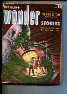 Thrilling Wonder Stories-Pulp-10/52-Wallace West-Jack Vance