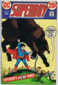 Superboy #192 ORIGINAL Vintage 1973 DC Comics