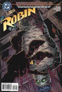 DC ROBIN (1993 Series) #23 VF