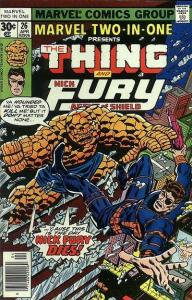 Marvel Two-In-One (1974 series) #26, VF- (Stock photo)