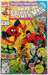 The Amazing Spider-Man #343 (VF/NM)(1991)