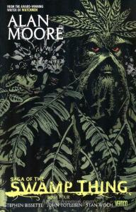 Saga of the Swamp Thing, The TPB #4 (5th) VF/NM; DC | save on shipping - details