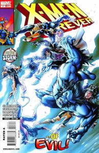 X-Men Forever (2nd Series) #3 VF/NM; Marvel   save on shipping - details inside
