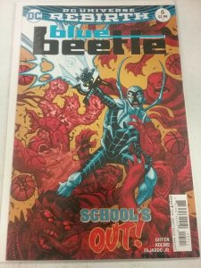 Blue Beetle School's Out Mar 2017 #5 DC Universe Rebirth Comic Book NW145