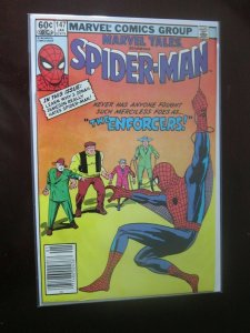 Marvel Tales #147 Newsstand - Spiderman - 7.5 - 1983