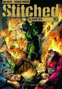 Stitched #16 VF/NM; Avatar | save on shipping - details inside
