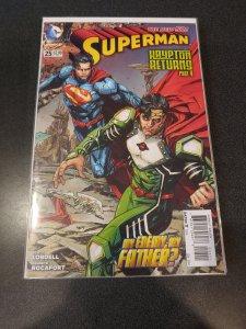 Superman #25 (2014)