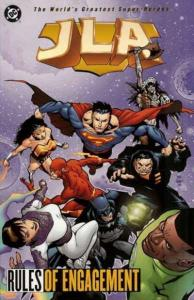 JLA Rules of Engagement TPB #1, NM + (Stock photo)