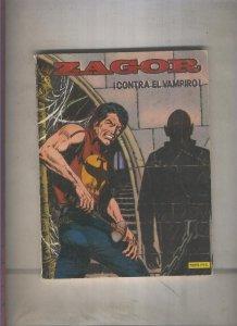 Zagor numero 02: Contra el vampiro