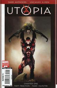 Dark Avengers/Uncanny X-Men: Utopia #1B VF/NM; Marvel | save on shipping - detai