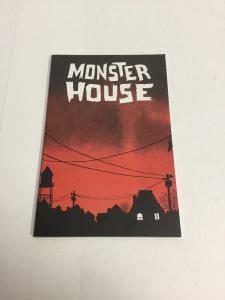 Monster House Tpb Nm Near Mint IDW
