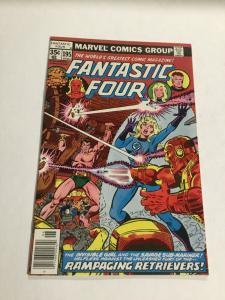 Fantastic Four 195 Nm Near Mint Marvel