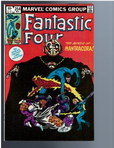 Fantastic Four #254 (1983)