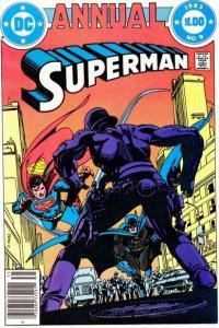 Superman (1939 series) Annual #9, VF+ (Stock photo)