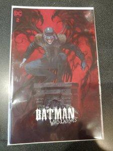 BATMAN WHO LAUGHS #2 (OF 6) RICARDO FEDERICI COMICXPOSURE EXCLUSIVE