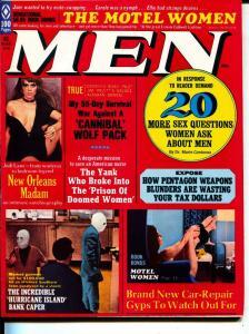 Men-5/1972-Pussycat-Pentagon-Cannibal-Adventure