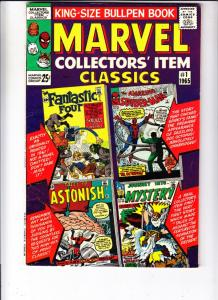 Marvel Collectors' Item #1 (Jan-65) VF+ High-Grade Fantastic Four, Mr. Fantas...