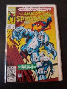 The Amazing Spider-Man #371 (Dec 1992, Marvel) Black Cat