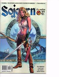Crossgen Comics Sojourn #27 Greg Land Art