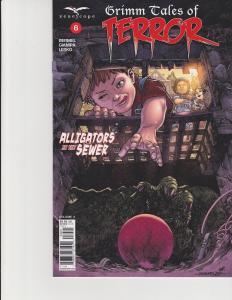 Grimm Tales of Terror Volume 3 #6 Cover B Zenescope Comic GFT NM Tolibao