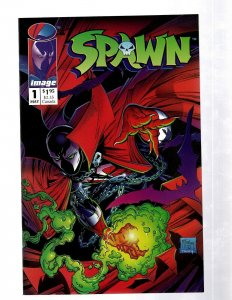 Spawn # 1 NM 1st Print Image Comic Book 1st Appearance Todd McFarlane J460